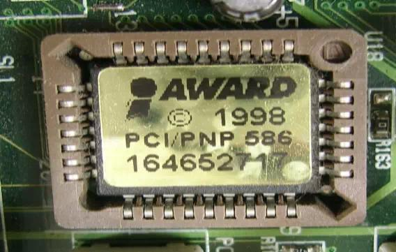 Award BIOS Chip