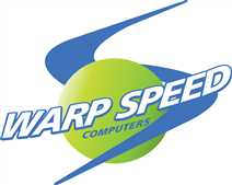 Warp Speed logo